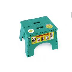 EZ-FOLD STEP-STOOL - GREEN