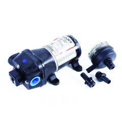 FLOJET 12V PUMP AND FILTER