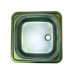 SMEV STAINLESS STEEL BASIN - 370 X 370MM