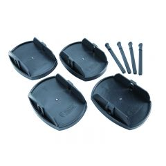 FIAMMA SUPPORT PLATES - PACK OF 4