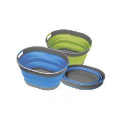 POP-UP LAUNDRY TUB - BLUE