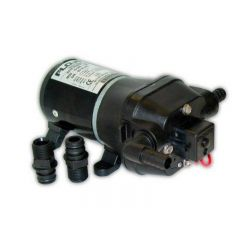 FLOJET PUMP 24V PUMP AND FILTER