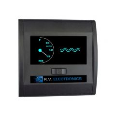 SINGLE WATER TANK GAUGE LCD BACKLIT