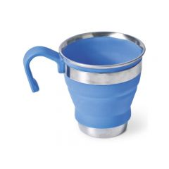 POP UP MUG - 475ML - BLUE