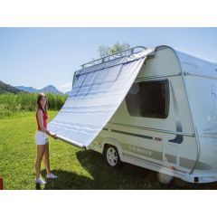 FIAMMA CARAVANSTORE 280 BAG AWNING - ROYAL GREY 2.88M
