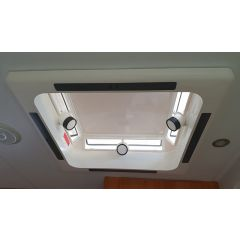 CAMEC 4 SEASONS ROOF HATCH 660MM X 660MM