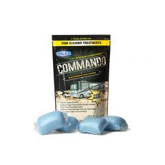 WALEX COMMANDO DROP-INS - 4 PACK