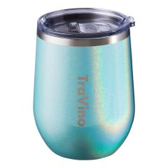 TRAVINO STEMLESS INSULATED TUMBLER - AQUA MIST