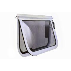 Odyssey 2 & 4 Corner Single Hopper Windows