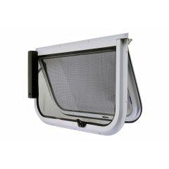 Odyssey 2 Corner Double Hopper Windows