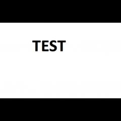 Camec Test Product
