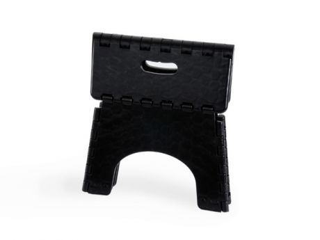 EZ FOLD STEP STOOL BLACK