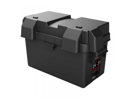 BATTERY BOX LARGE SNAP TOP