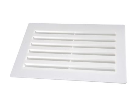 PLASTIC VENT 150 x 230MM - STICK ON