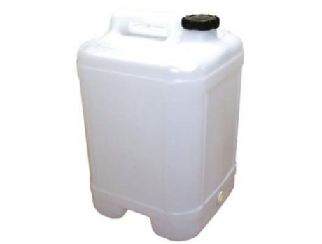 25 LITRE DRUM CUBE WITH BUNG