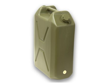 22LT PVC JERRY CAN WITH BUNG