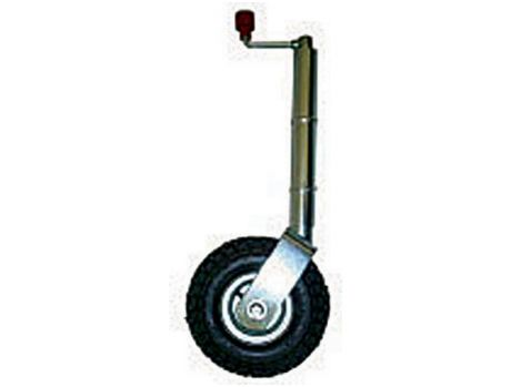 JOCKEY WHEEL & CLAMP - 8""