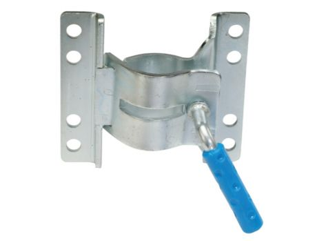 JOCKEY WHEEL CLAMP - BOLT ON