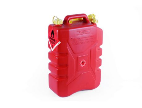 20 LITRE FUEL DRUM - RED PVC