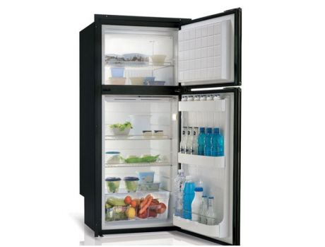 VITRIFRIGO DP2600 2 DOOR FRIDGE FREEZER - 230L 12-24V