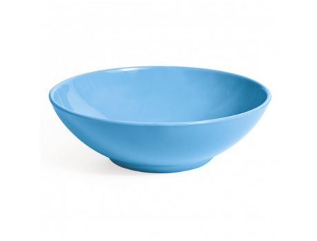 MELAMINE CEREAL BOWL - BLUE