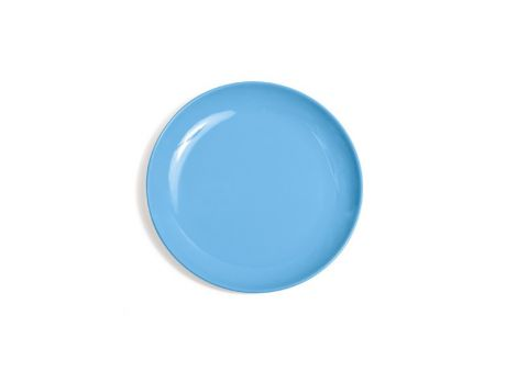 MELAMINE SIDE PLATE - BLUE