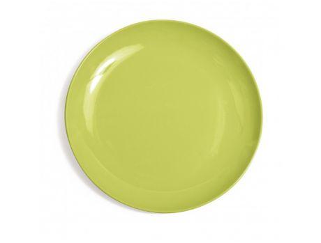 MELAMINE DINNER PLATE - LIME