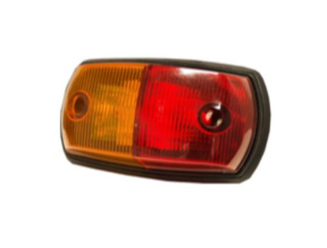 PEREI FRONT MARKER LED LIGHT - RED / AMBER