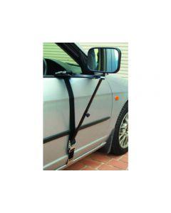 CAMEC HEAVY-DUTY DOOR MIRROR - RATCHET STRAP TYPE