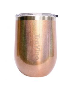 TRAVINO STEMLESS INSULATED TUMBLER - ROSE GOLD