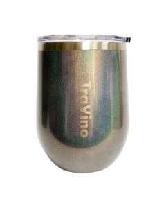 TRAVINO STEMLESS INSULATED TUMBLER - CHARCOAL