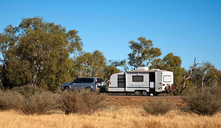 A Guide to Towing Your Caravan
